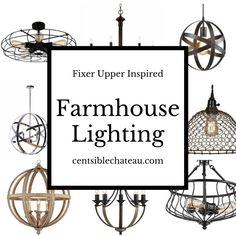 farmhouse lighting c
