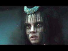 Cara Delevingne transforms into Enchantress in first 'Suicide Squad' clip - Batman News