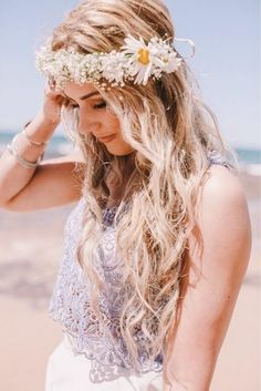 floral crown of dreams. urban outfitters