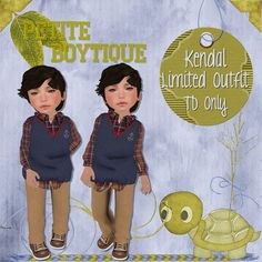{Petite Boytique} Kendal Limited Outfit | Flickr - Photo Sharing!