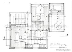 Markers, Diagram, Floor Plans, How To Plan, Architecture, Blog, Plants, Sharpies, Marker
