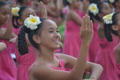Keiki of Hula Halau o Kamuela 2014 Merrie Monarch Fundraiser www.keaohula.com