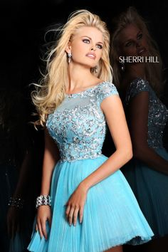 My prom dress this year.  <3  Sheri Hill 21032.