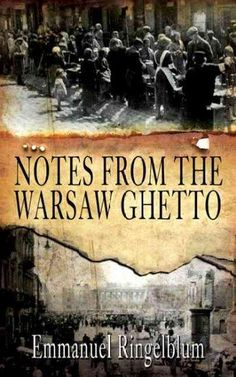 Notes from the Warsaw Ghetto is available now for the first time in a soft cover edition. It is the moving account of the horror of the Warsaw Ghettowritten by the recognized archivist and historian o