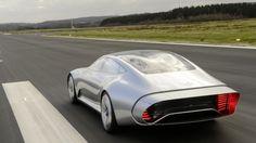 Mercedes Concept IAA im Fahrbericht Neuerfindung des Spoilers