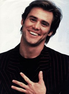 Jim Carrey one of my fav actors and the main reason I know how to spell beautiful. Still can't spell it without saying it the way he does in Bruce almighty!