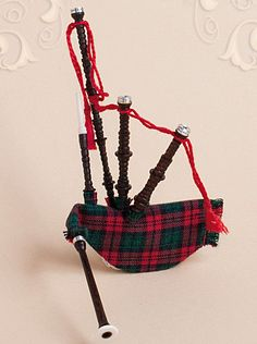 Bagpipe, scale 1 : 12, made by Will Werson