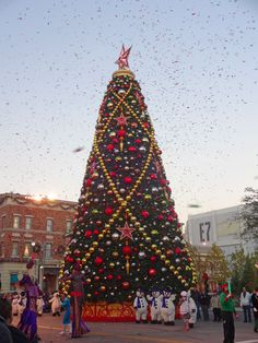Guide to Universal Orlando's holiday happenings by Undercover Tourist.