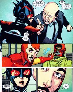 marvel comics Wasp Nadia Pym - Google Search