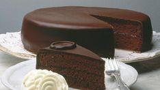 Chocolate - Food Eli 4 in 2019 Sweet Recipes, Cake Recipes, Dessert Recipes, Desserts, Pastel Sacher, Sacher Torte Recipe, Alcohol Cake, Torte Recepti, Heritage Recipe