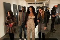 "#TheBoldType 1x02 ""O Hell No"" - Jane, Alex, Kat and Sutton"