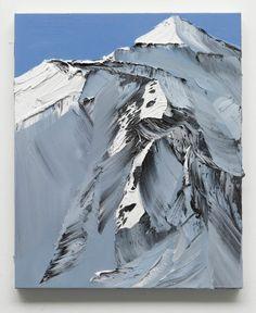 Conrad Jon Godly's Mountain Paintings