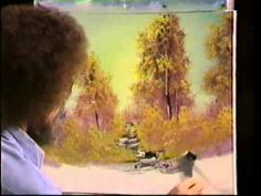 Bob Ross - A Walk in the Woods - Painting Video