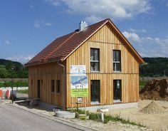 Typenhausserie Kinskofer basic-line - Kinskofer Holzhaus - Holz-Lehmhäuser aus Bayern