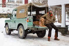 Land Rover SIII