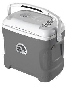 Don't forget to stock up on ice packs for your portable cooler so your liquid refreshments stay cold for hours. Here is some additional information about Igloo Thermoelectric Personal Cooler., Material: PP, EPS, HDPE. Yeti Cooler, Cooler Reviews, Glacier, Tailgating, Breeze, Coolers, Camping Stuff, Rv Camping, Courtyards