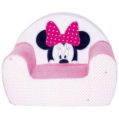 babycalin Disney Fauteuil Club Assise 25 cm Minnie Patchwork Rose: Amazon.fr: Bébés & Puériculture