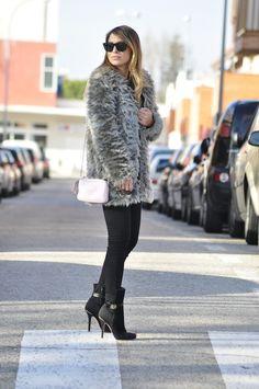 Jan 13  gray fur