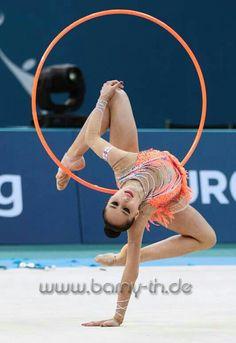 gymnast from Georgia # European Championship 2014 in Baku, Azerbaijan # June 2014