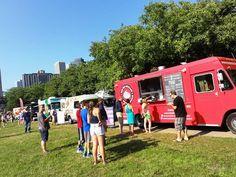Arena Food Truck terá mais de 35 opções gastronômicas no final de semana.