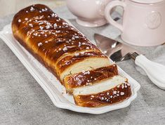 מתכון לפרסבורגר גבינה אוסטרי - עוגת שמרים במילוי גבינה לבנה ופודינג וניל, של דודו אוטמזגין