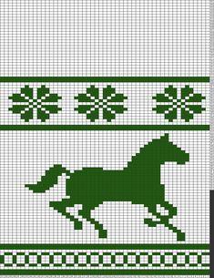 Tricksy Knitter Charts: Barn Hat copy by KHR