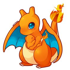 Chibi Charizard and Charmander by SeviYummy.deviantart.com on @DeviantArt