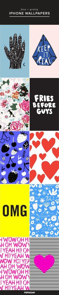 35 Free and Fun iPhone Wallpapers to Liven Up Your Life