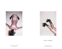 Helen Bonham Carger for Marc Jacobs
