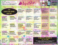 #Blogilates April Abs workout!
