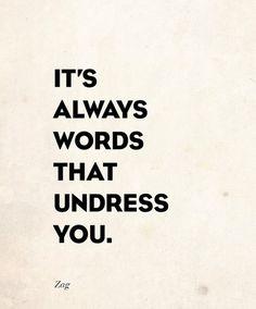 palabras que te desnudan