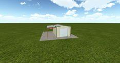 Cool 3D #marketing https://ift.tt/2GtX2C2 #barn #workshop #greenhouse #garage #roofing #DIY