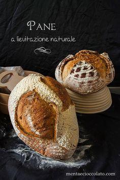 Pane incamiciato con lievito madre