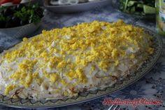 Салат мимоза on http://kulinarniyclub.ru