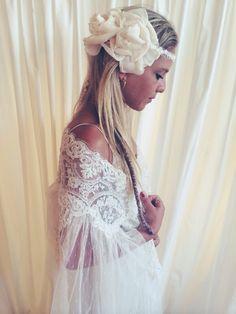 Boho-chic bride by Lihi Hod
