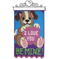 Image result for christmas beaded banners