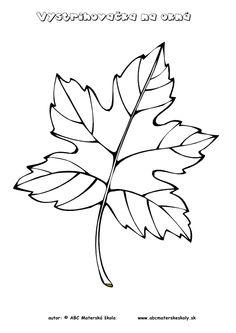 vystrihovacka javor