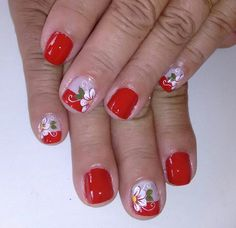 Get Nails, Love Nails, Hair And Nails, Gel Nail Designs, Mani Pedi, Christmas Nails, Make Up, Nail Art, Valentines