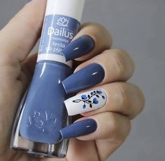 Curso manicure iniciante link na Bio do perfil . Fabulous Nails, Perfect Nails, Gorgeous Nails, Cute Acrylic Nails, Gel Nails, Nail Polish, Nail Nail, Stylish Nails, Trendy Nails