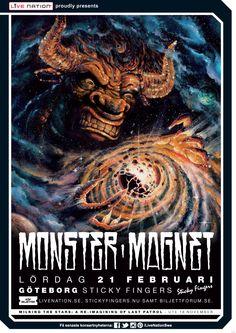 Monster magnet arets basta