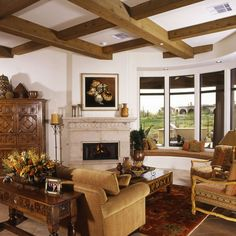 spanish colonial decor | Stunning AZ home in Spanish Colonial style | Dream Home/ Yard