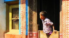 boy in Gokarna, India