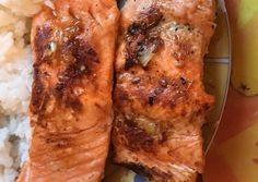 Fish Recipes, Salmon, Pork, Food And Drink, Low Carb, Menu, Tasty, Chicken, Pisces