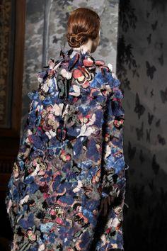 Détails défilé Valentino haute couture printemps-été 2014|27