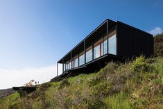Transportable, Modular Create Remote House in Chile - http://freshome.com/transportable-modular-units-offering-high-quality-living-remote-house-in-chile