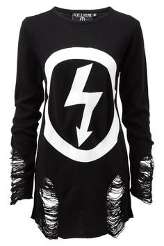 ANTICHRIST SUPERSTAR Knit Sweater - KILLSTAR x MARILYN MANSON