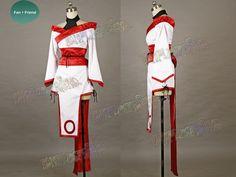 fanplusfriend - Okami Inspired Cosplay, Okami Amaterasu Costume Set, £87.49 (http://www.fanplusfriend.com/okami-inspired-cosplay-okami-amaterasu-costume-set/)