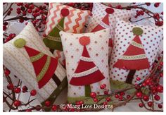 Oh Christmas Tree - Pillows from All Things Christmas