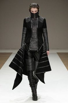 The Futuristic Look  I  Liberum Arbitrium Spring 2012 Catwalk (scheduled via http://www.tailwindapp.com?utm_source=pinterest&utm_medium=twpin)