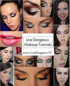 The best makeup tutorials